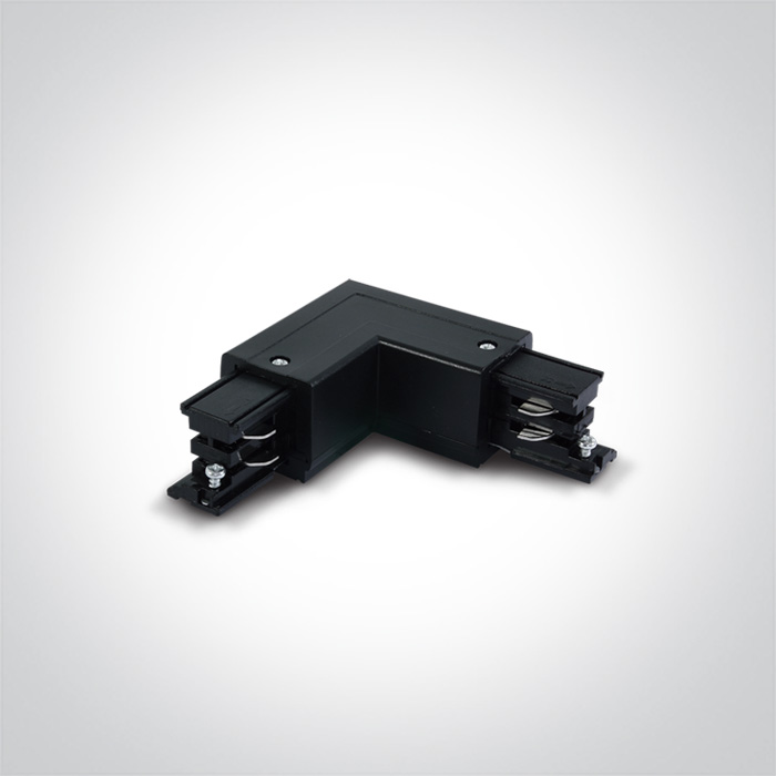 Gould Track Corner Connector Black